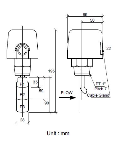 sensor wfs_1001_h